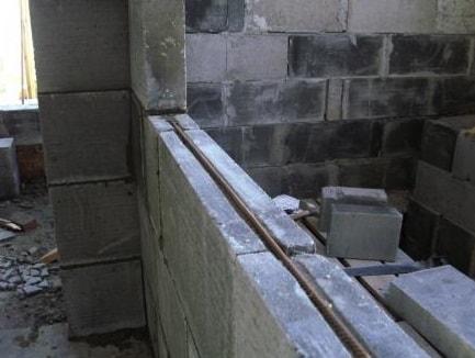 Гидроизоляция стен горизонтальной восстановление